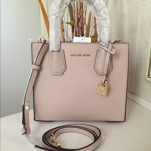 Michael kors mercer médium Crossbody pink
